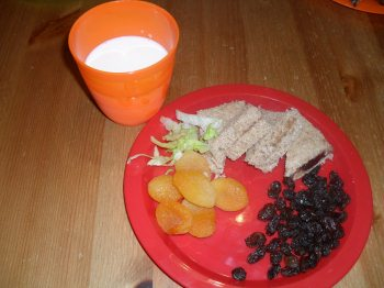 finger foods for toddlers
