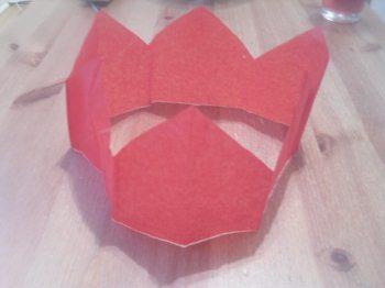 preschool christmas crafts hat