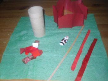 preschool christmas crafts crackers
